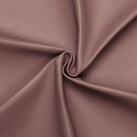 Light purple Lamb / Mutton leather Mallow with Monochrome Smooth effect