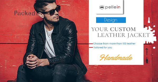 Create your customized tailor-made leather jacket