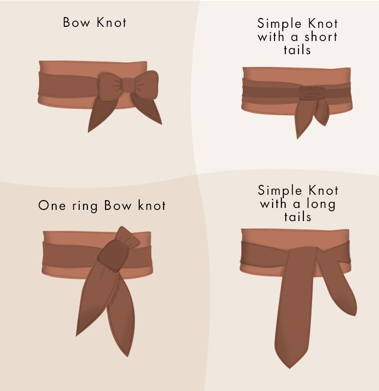 how to wear leather high waist belt