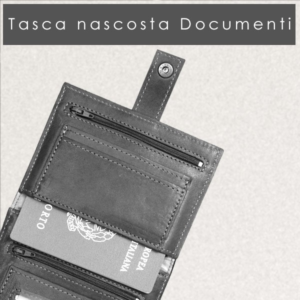 porta documenti Hypersecret